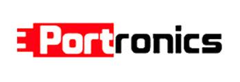 logo portronics